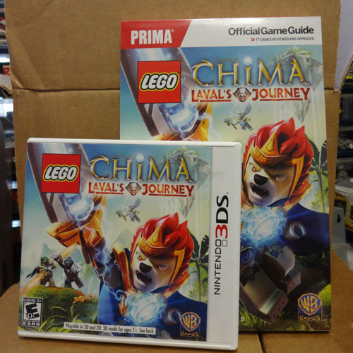 Chima DS Giveaway