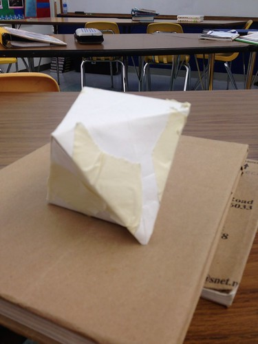 Polyhedrons: octohedron