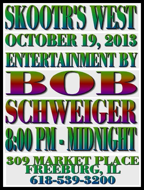 Bob Schweiger 10-19-13