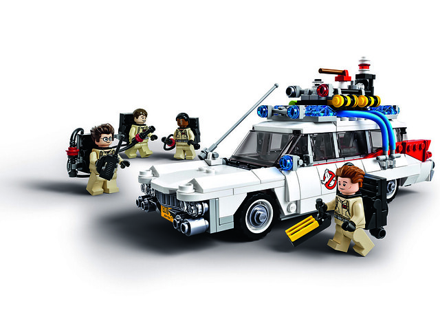 LEGO CUUSOO Ghostbusters Ecto-1