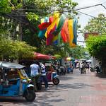 Bangkok, viajefilos en Khaosan Road 08