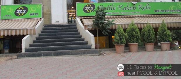 SKS Kathi Kebabs & Rolls, Nigdi