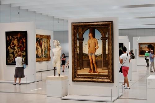 Lens, Louvre