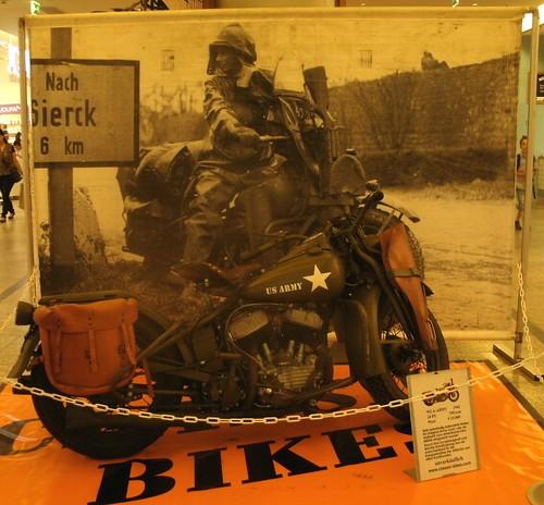 Harley Davidson Army 2