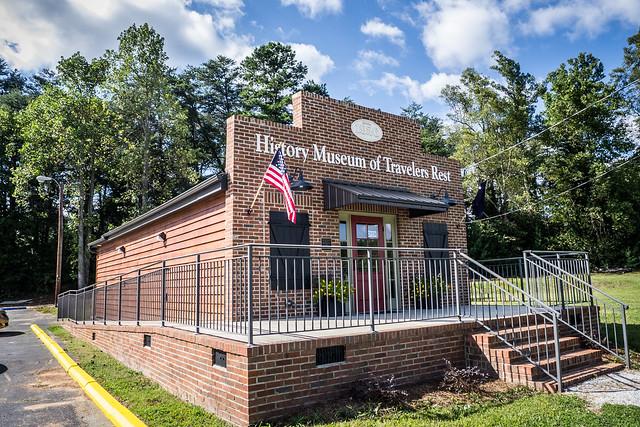 Travelers Rest Museum-13