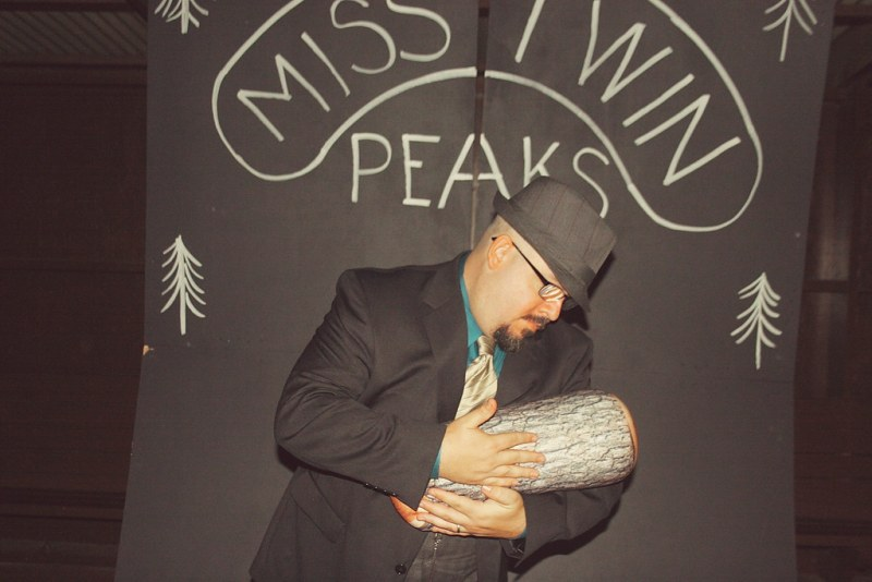 A Damn Find Wedding - Twin Peaks Themed