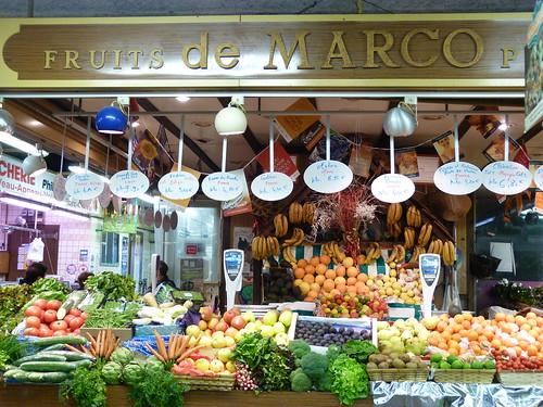 Fruits de Marco - Marché des Batignolles