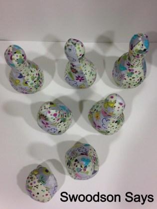 DIY Fabric Bowling Set- Swoodson Says