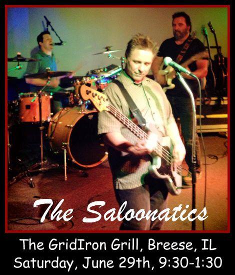 The Saloonatics 6-29-13