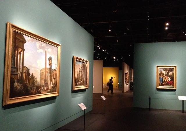 installation view, Princely Treasures, Image © Nicola Anthony