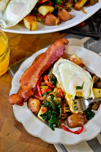 Breakfast Hash-9