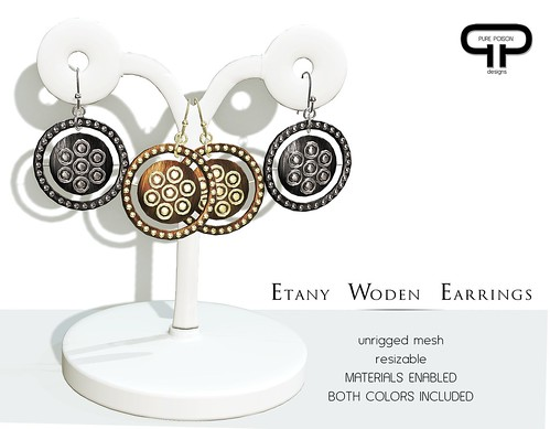 Pure Poison - Etany Earrings