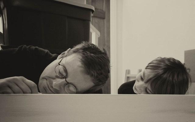 40/52/Portrait - Sleeping on the Job.