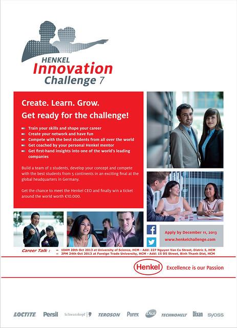 Henkel Innovation Challenge7