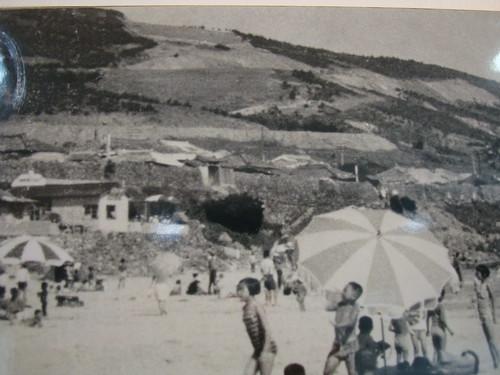 Haeundae Beach Old Photo Exhibition by Jens-Olaf