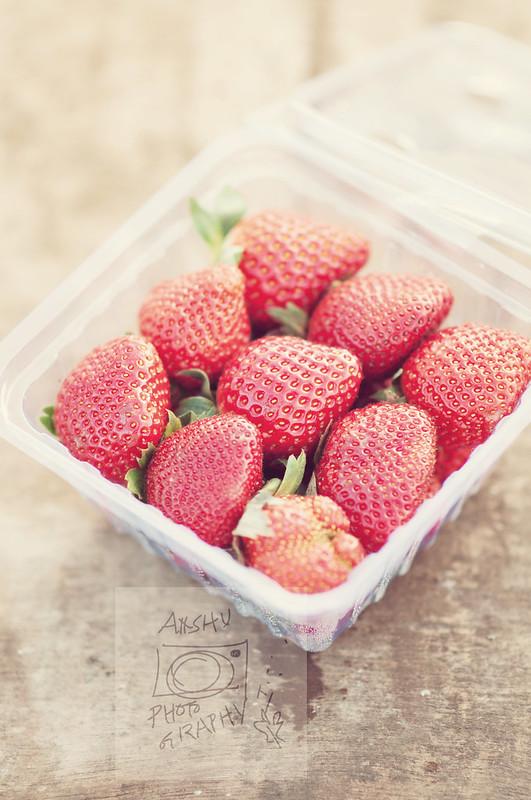 Day 360.365 –  Strawberries
