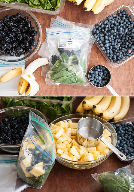 smoothies for a month