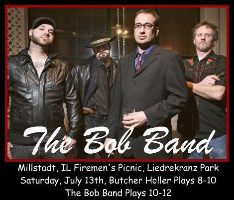 The Bob Band 7-13-13