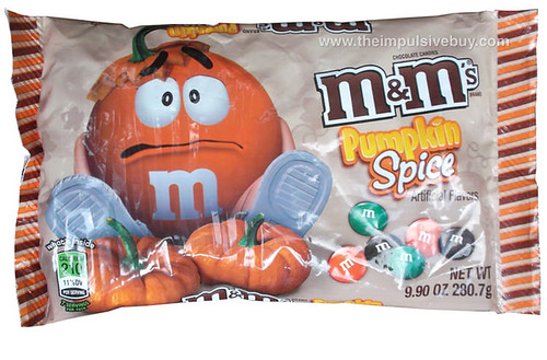 M&M's Pumpkin Spice