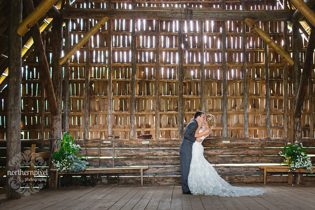 Huble Homestead Wedding, Prince George British Columbia Wedding Photographer