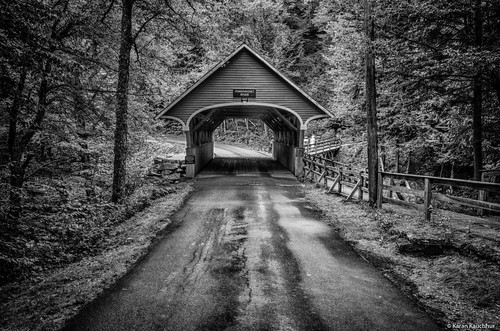 Covered Bridge HDR