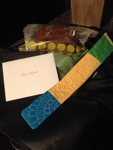 Alex\'s Package, FMQ Bookmark