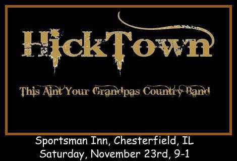 Hicktown 11-23-13