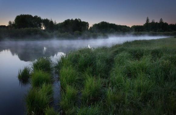 Morning - Dillion Falls - 2013