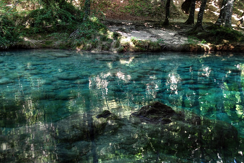 Source of the River Urederra, Navarre, Spain 12 HDR