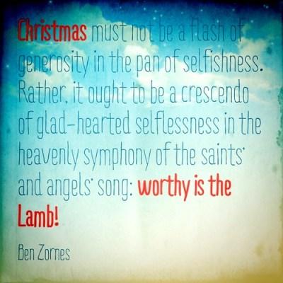 Christmas & Worship