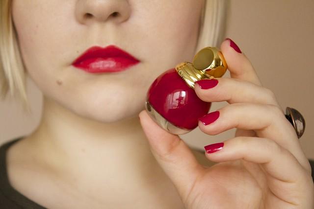 14 Dior Diorific Collection Golden Winter #038 Diva + Dior Diorific Marilyn