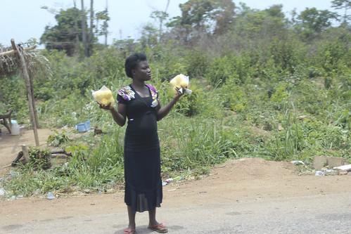 Orange Seller in Ile Ife, Osun State Nigeria by Jujufilms