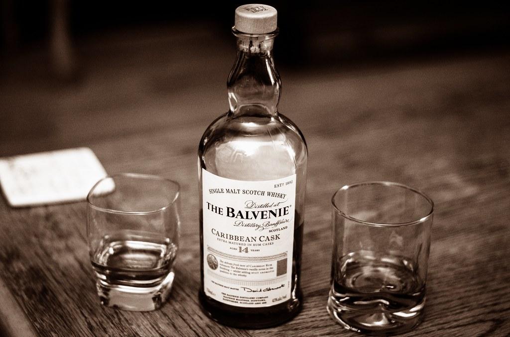 A Balvenie Night