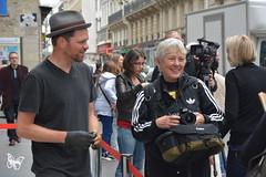 Paris Live Painting - Nick Walker & Martha Cooper