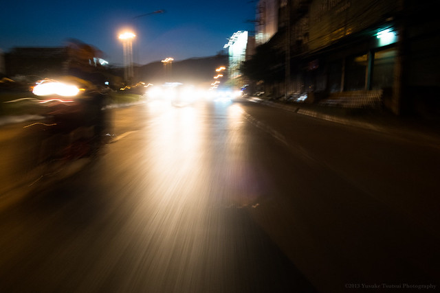On the road_7593