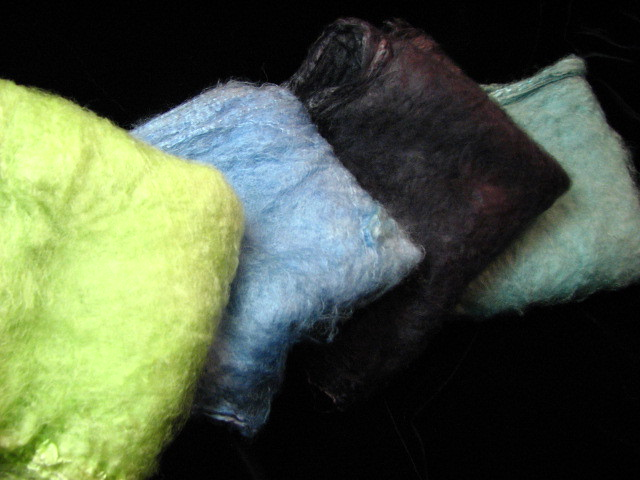 Northern Lights Silk Hankies
