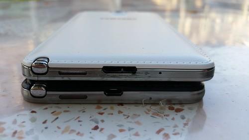 Galaxy Note 3 Neo มากับ USB 2.0 แต่ Note 3 มากับ USB 3.0