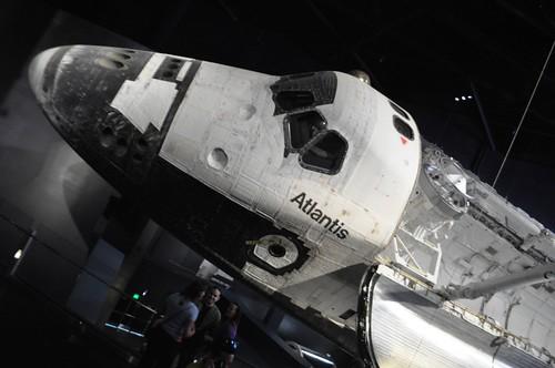Space Shuttle Atlantis, Kennedy Space Center, Florida, June 29, 2103