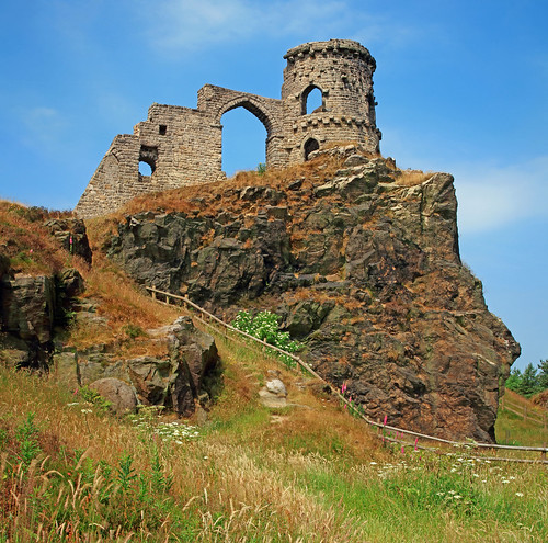 Mow Cop Folly.