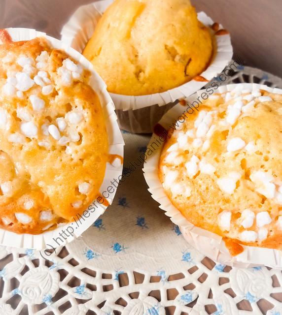 Muffins aux pommes et à la cannelle / Apple and Cinnamon Muffins
