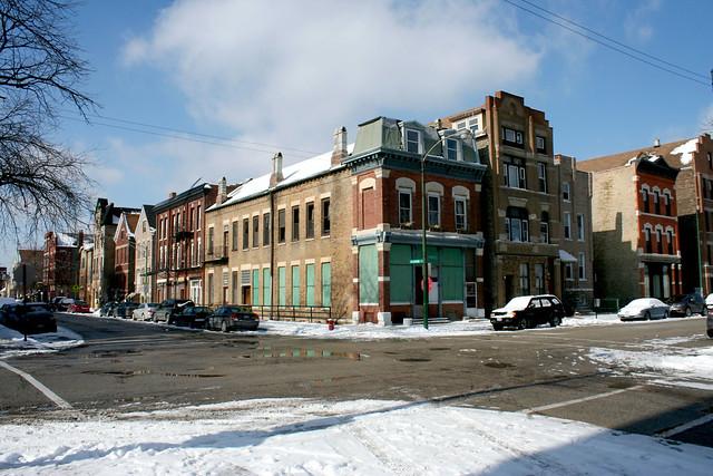 Polish housing