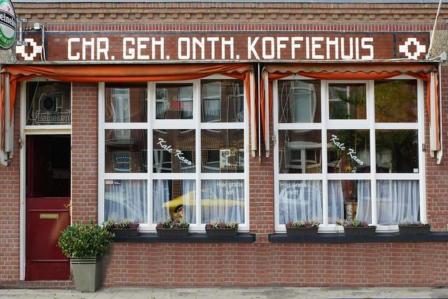Christelijke Geheelonthouders Koffiehuis. Foto door Roel Wijnants, op Flickr.