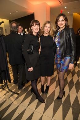 Allison Speer, Alison Pincus, Bita Daryabari