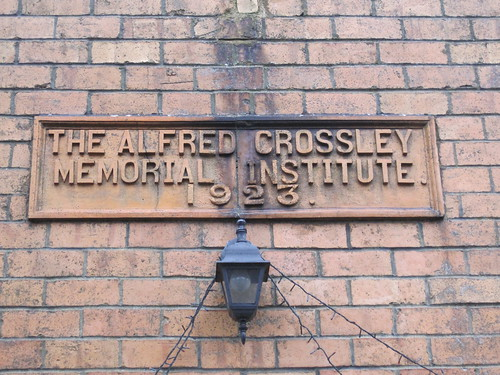 Alfred Crosley Institute, Commondale