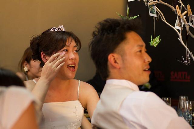 Miwa and Jun wedding 10 February 2014
