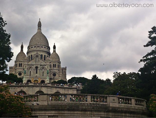 Sacré Cœur de Montmartre 1