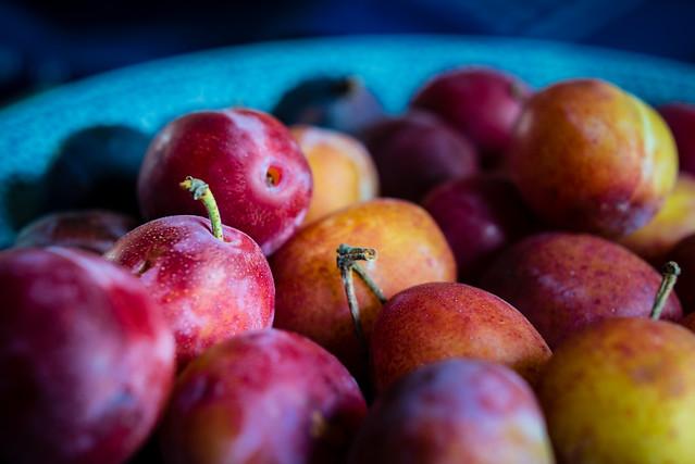 klassiek Duits pruimengebak, de Pflaumenkuchen @ Flickr