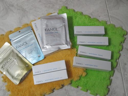 nadnut, singapore beauty blog, Singapore Beauty blogger, singapore lifestyle blog, Singapore Contests Blog, Fancl Moisturising Range, Fancl Giveaway, Fancl giveaway by nadnut