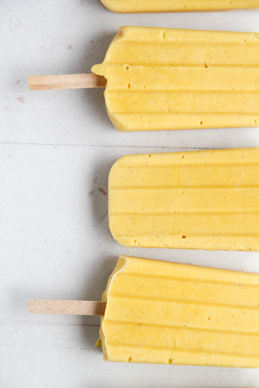 creamsicles in a row