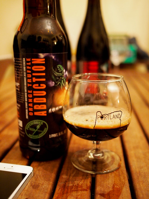Pipeworks Raspberry Truffle Abduction Imperial Stout